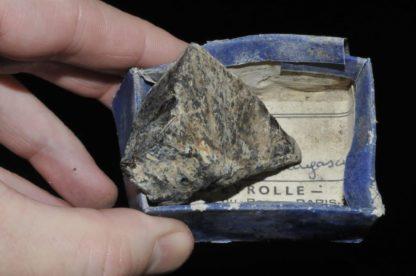 Titanite (sphène) de Madagascar (ex Deyrolle).
