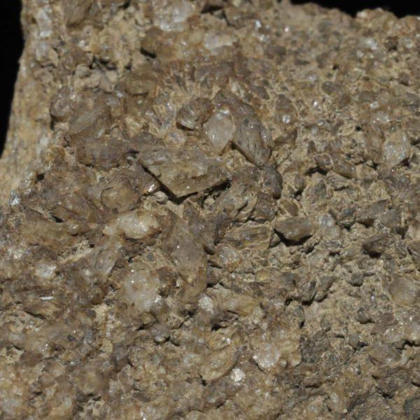 Apatite en cristaux du Saint Gothard en Suisse (ex Deyrolle).