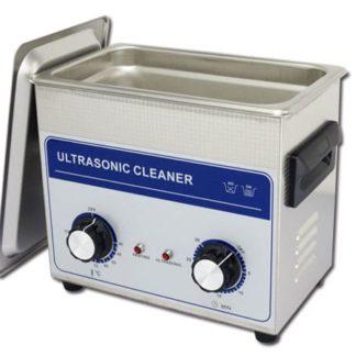 Cuve à ultrasons 3 litres pour minéraux et cristaux.