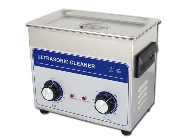 Bac à ultrasons 3 litres pour minéraux et cristaux.