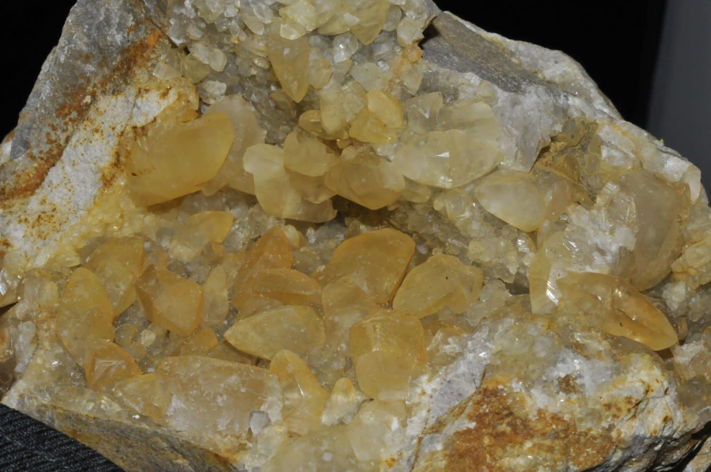 Calcite de Landelies (Belgique).