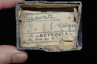Nadorite du djebel Nador en Algérie (ex Deyrolle).