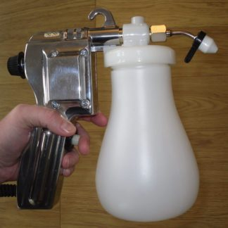 Nettoyeur haute pression pour minéraux, cristaux ou fossiles.
