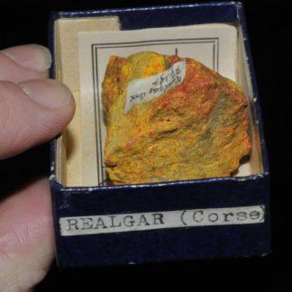 Minéraux Deyrolle