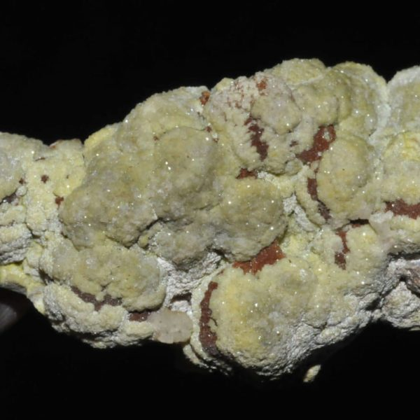 Smithsonite du Congo (ex Deyrolle).