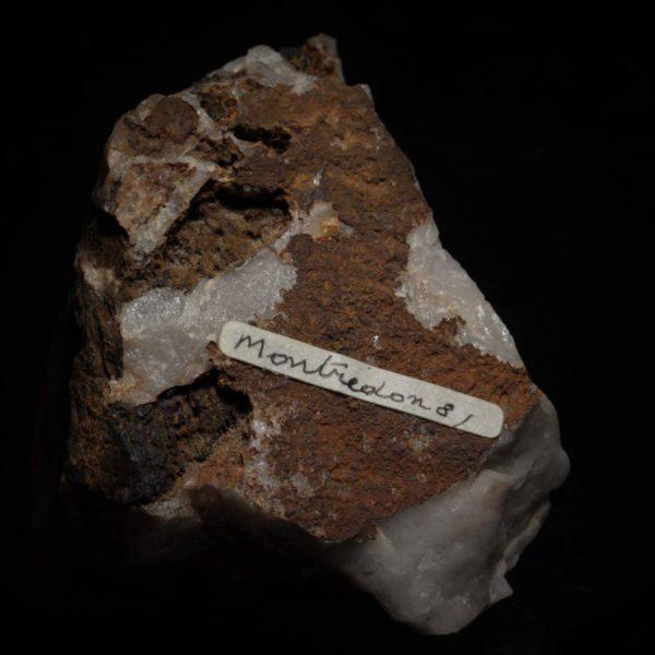 Wolframite, Montredon, Tarn