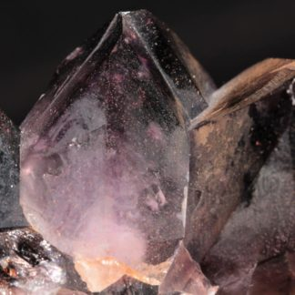 Améthyste (quartz), Col de Fouchy, Haut-Rhin