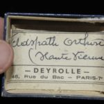 Orthose (feldspath) de Haute-Vienne en Limousin (ex Deyrolle).