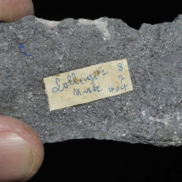Lollingite du Maroc (ex Deyrolle).
