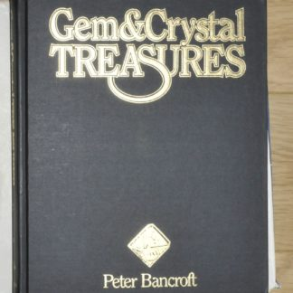 Gem and Crystal Treasures de Peter Bancroft [livre]