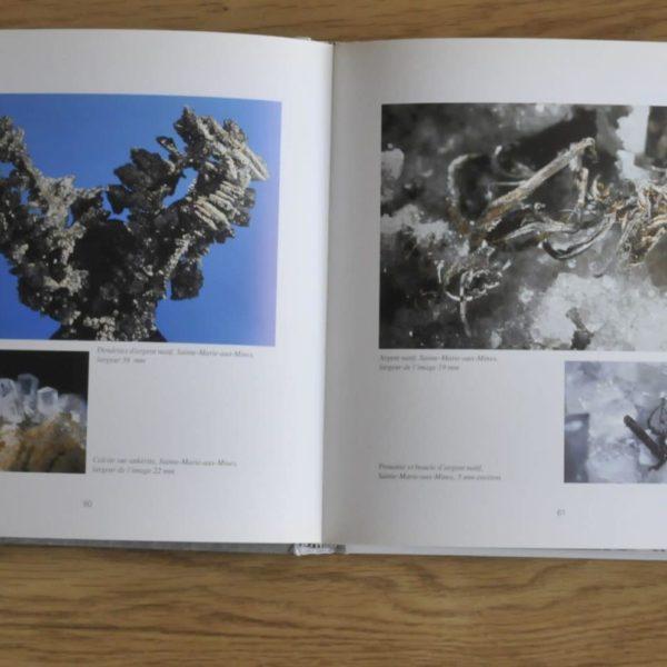 Minéraux et mines du massif vosgiens de Jean-Luc Hohl [livre]