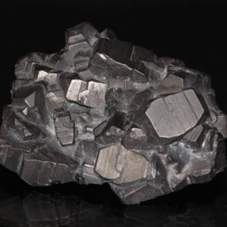 Bournonite de la mine des Malines à Saint-Laurent-le-Minier (Gard)