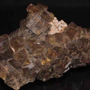Fluorite de Maxonchamp, Rupt-sur-Moselle, Vosges.