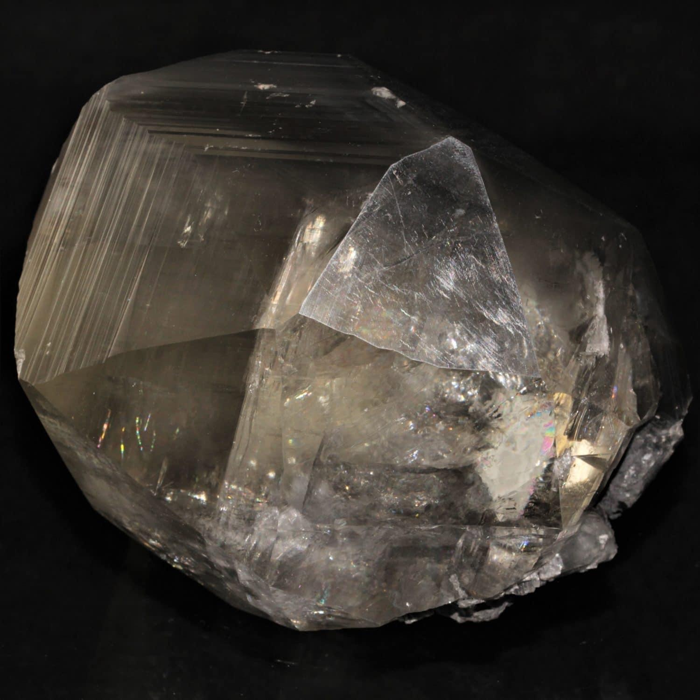 Mono-cristal de calcite, Chine.