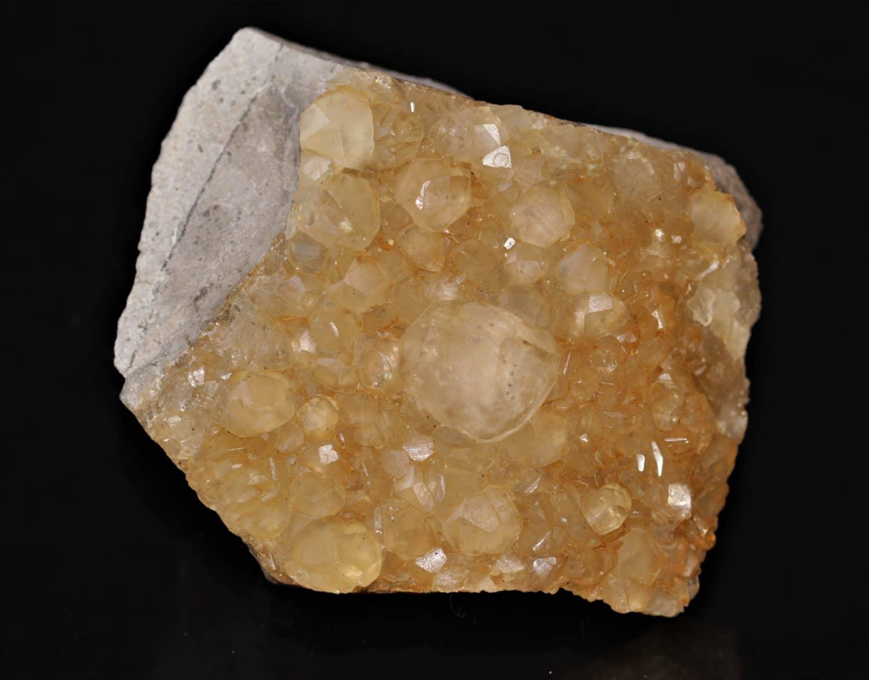 Calcite, Landelies, Belgique.