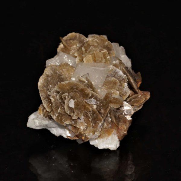 Sidérite et dolomite, mine de la Mure, Isère.