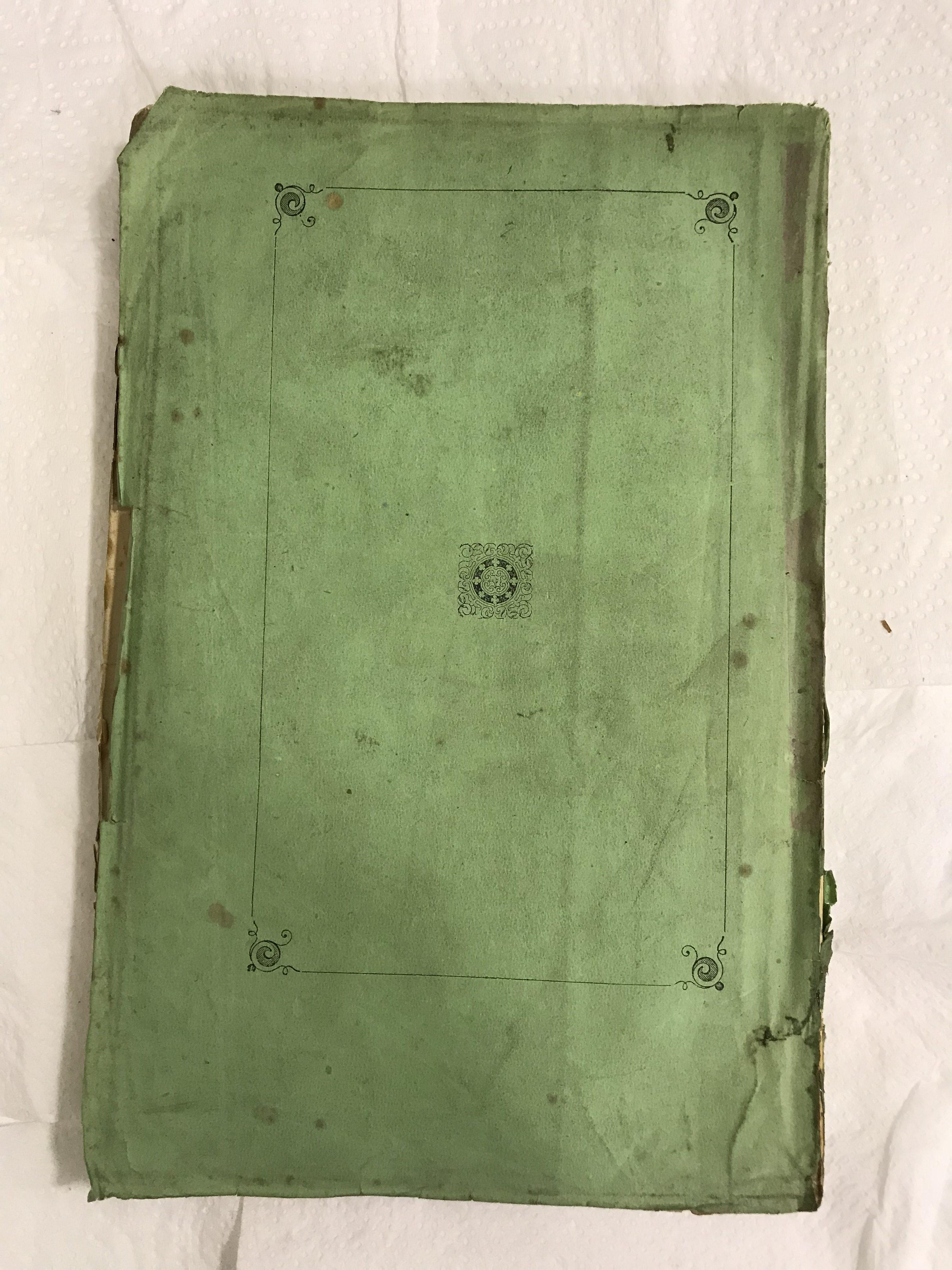 Livre ancien sur la géologie, la pétrographie et la minéralogie Territoire de Belfort