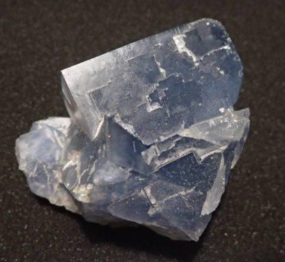 Fluorite bleue de Maxonchamp dans les Vosges (88).