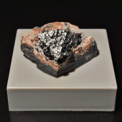 Hausmannite, Wessels mine, Hotazel, Afrique du Sud