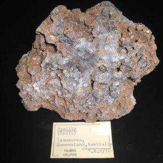 Hyalite (Opale), Toomwoomba, Queensland, Australie.