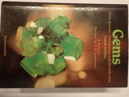 livre Gems de Webster de 1983