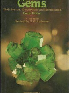 livre Gems de Webster de 1983
