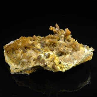 Pyromorphite, Chaillac, Indre