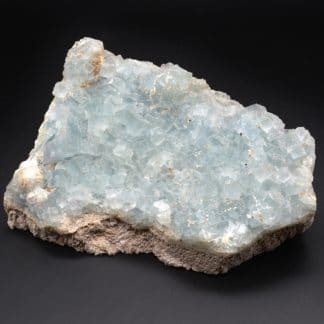 Fluorine, Mine de Valaury, Plan-de-la-Tour, Var, France.