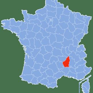 Minéraux d'Ardèche (07)