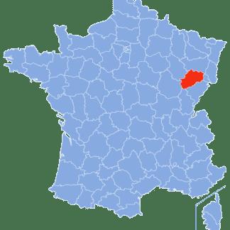 Minéraux de Haute-Saône (70)