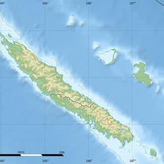 Minéraux de Nouvelle-Calédonie