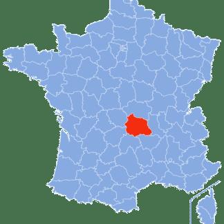 Minéraux du Puy-de-Dôme (63)