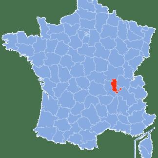 Minéraux du Rhône (69)