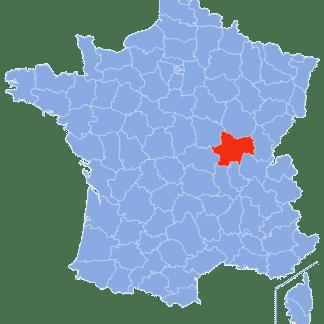 Minéraux de Saône-et-Loire (71)