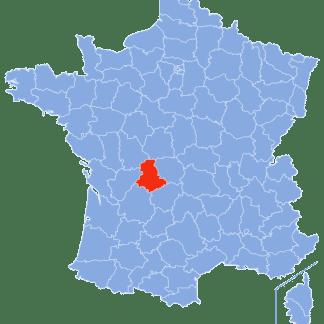 Minéraux de Haute-Vienne (87)