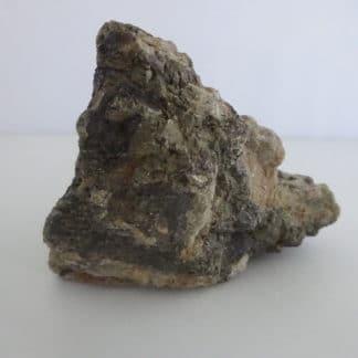 Sphalerite et arsénopyrite de la Bessette, Pontgibaud, Puy-de-Dôme.
