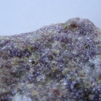 Microlite et lépidolite, La Chèze (La Chaise), Saint-Sylvestre, Haute-Vienne, Limousin