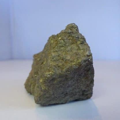 Arsénopyrite de la mine de La Bessette, Puy-de-Dôme (63).