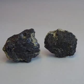 Cassitérite de Montebras, Creuse (23), Limousin.