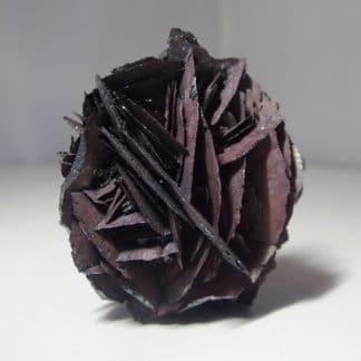 Hématite rose de fer, mine de Saphoz, Faucogney, Haute-Saône, Vosges.