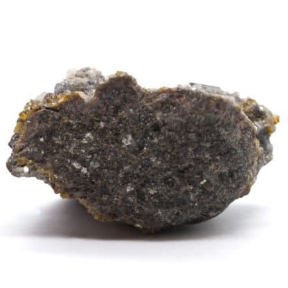 Galène et blende (sphalérite) de la mine de Trèves, Gard.