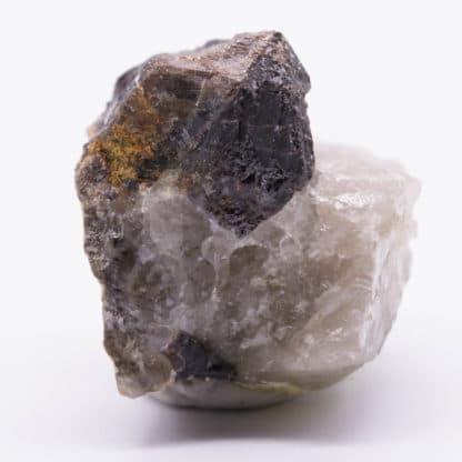 Cassitérite, Vaulry, Haute-Vienne, Limousin.