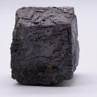 Galène et quartz, mine de L'Argentolle, Saône-et-Loire, Morvan.