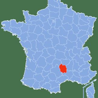 Minéraux de Lozère (48)