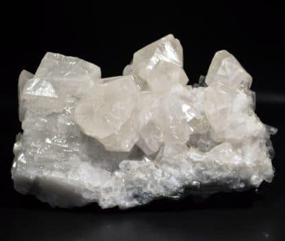 Calcite et quartz, barrage de Grand'Maison, Vaujany, Isère.
