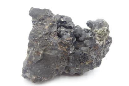 Sphalérite (Blende), mine de Plombières, province de Liège, Belgique.