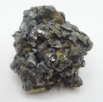 Tetraédrite et Chalcopyrite, Mine de Boldut, Roumanie.