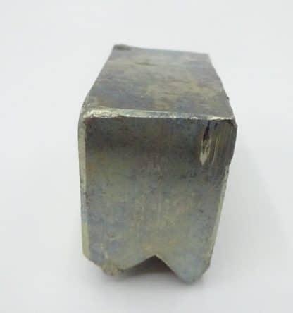 Pyrite en briquet, Monticciano, Sienne, Toscane, Italie.