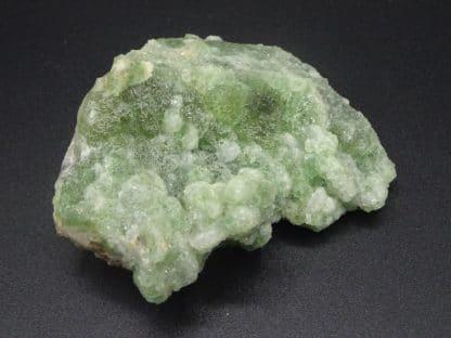 Fluorite verte en globules, mine de Fontsante, Var.