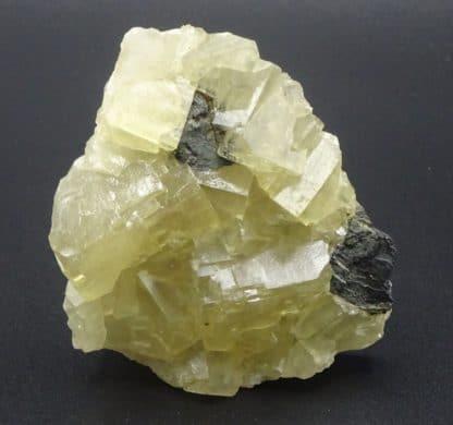 Minéraux récoltés dans le filon Sud 3 de la mine de Fontsante dans le Var.